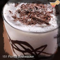 151 Florida Bushwacker