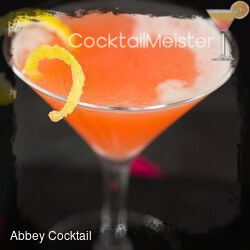Abbey Cocktail cocktail