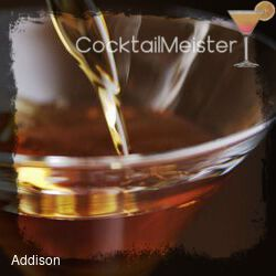 Addison cocktail