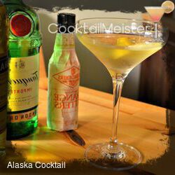 Alaska Cocktail cocktail