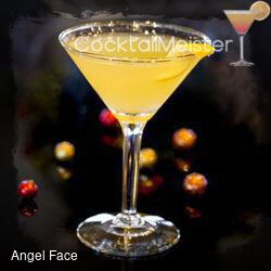 Angel Face cocktail