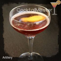 Artillery cocktail