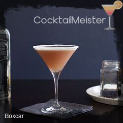 Boxcar cocktail