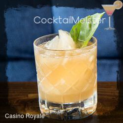 Casino Royale cocktail