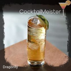 Dragonfly cocktail