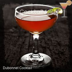 Dubonnet Cocktail cocktail