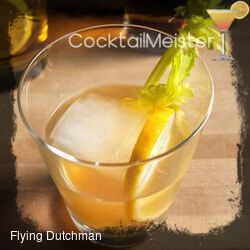Flying Dutchman cocktail
