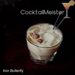 Iron Butterfly cocktail
