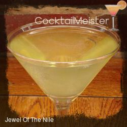 Jewel Of The Nile cocktail