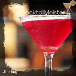 Jitterbug cocktail