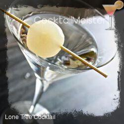 Lone Tree Cocktail cocktail