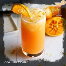 Lone Tree Cooler cocktail