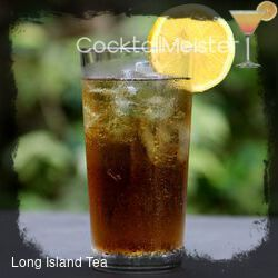 Long Island Tea cocktail