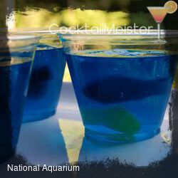 National Aquarium cocktail