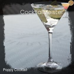 Poppy Cocktail cocktail